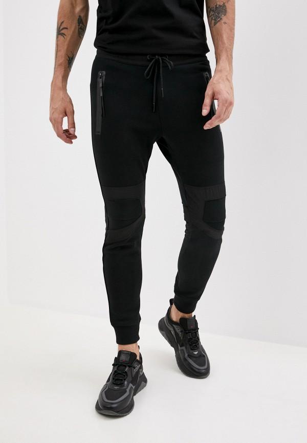 мужские спортивные брюки diesel, черные