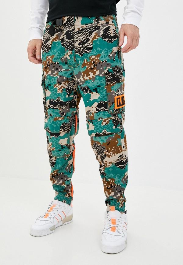 мужские брюки diesel, зеленые