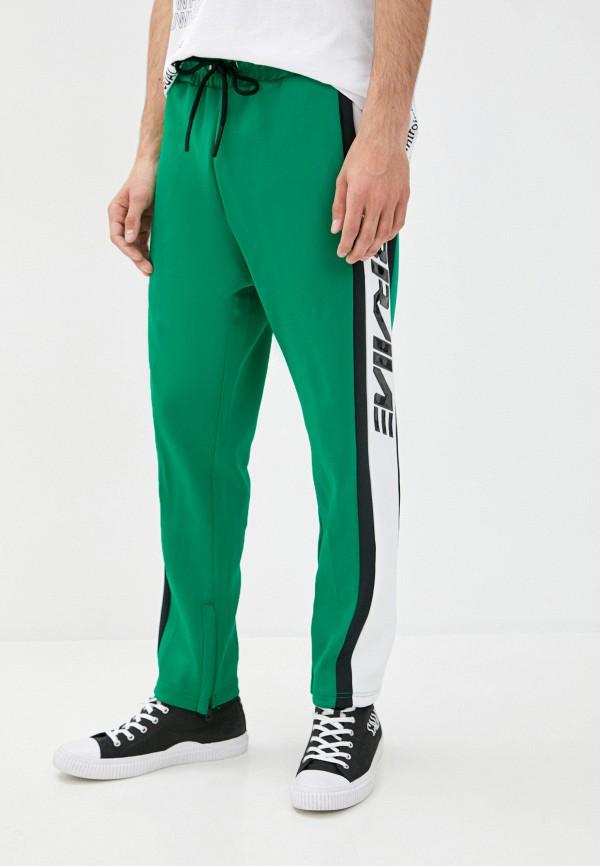 мужские спортивные брюки diesel, зеленые