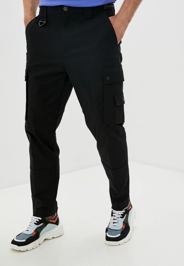 мужские брюки diesel, черные