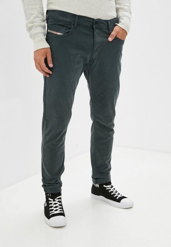 мужские повседневные брюки diesel, серые