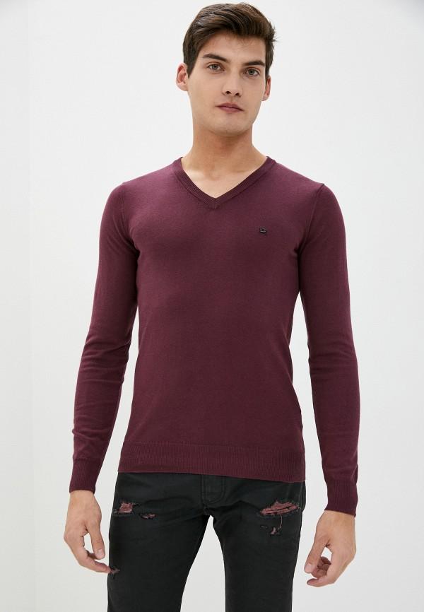 мужской пуловер diesel, фиолетовый