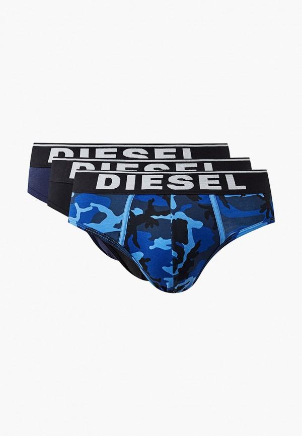 мужские трусы-брифы diesel, разноцветные