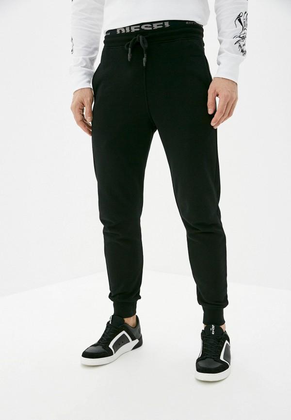 мужские повседневные брюки diesel, черные