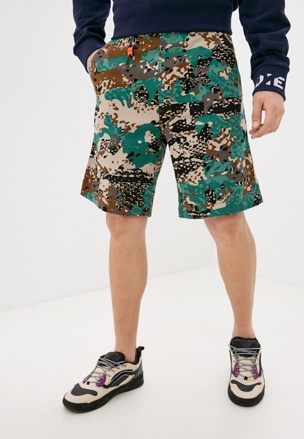 мужские повседневные шорты diesel, разноцветные