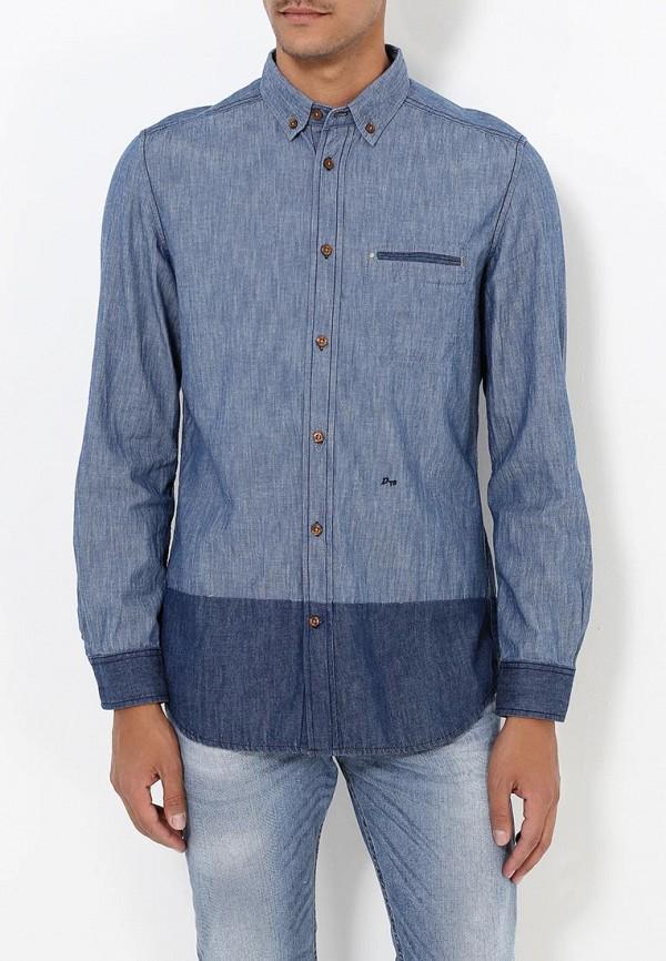 Рубашка джинсовая Diesel  DI303EMRXT62