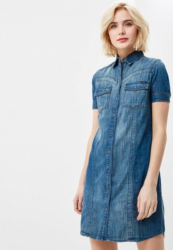 Платье джинсовое Diesel  DI303EWBEKI1