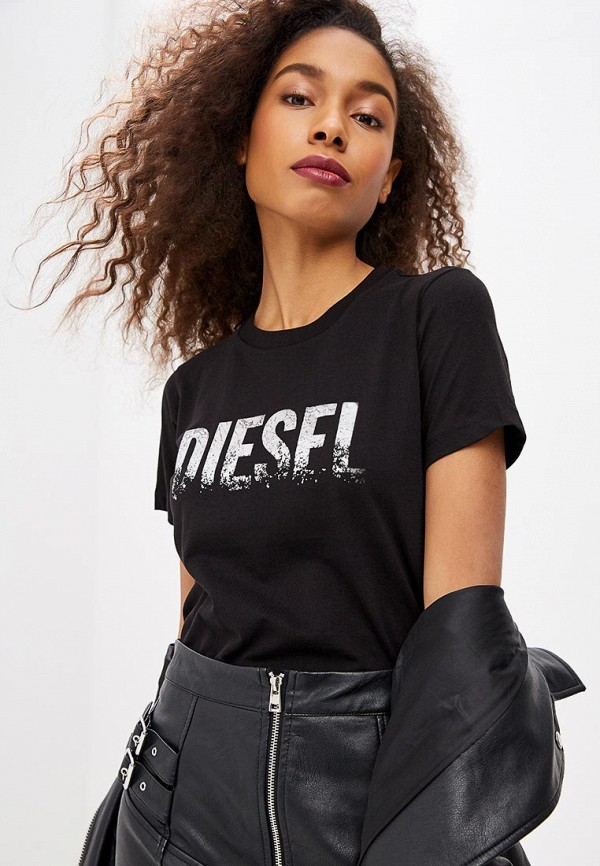 Футболка Diesel Diesel DI303EWDJUI3 футболка мужская diesel 0091b