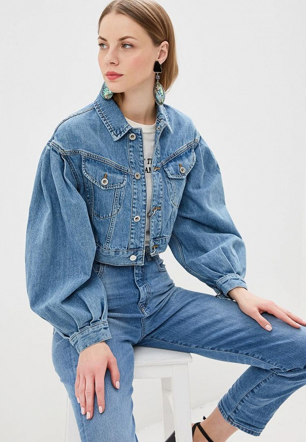 все цены на Куртка джинсовая Diesel Diesel DI303EWDJUL6 онлайн