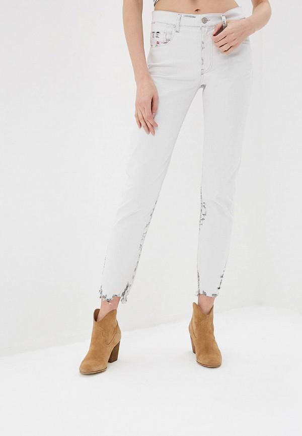 женские джинсы diesel, белые