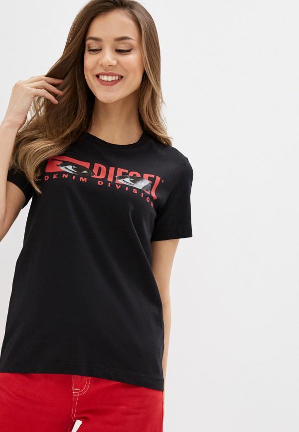 купить Футболка Diesel Diesel DI303EWHFOG7 дешево