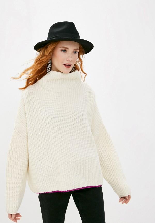 женский свитер diesel, бежевый