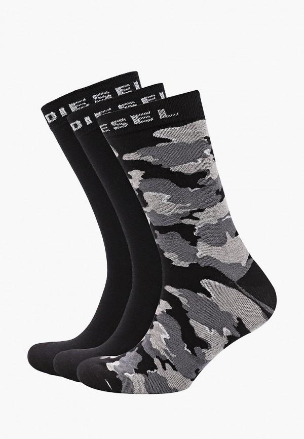 мужские носки diesel, разноцветные