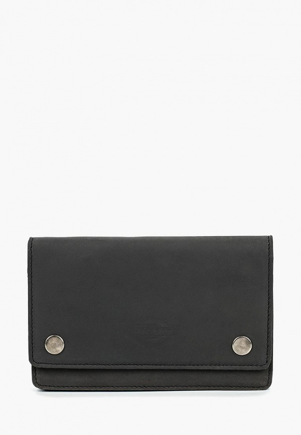 мужской кошелёк dickies, черный