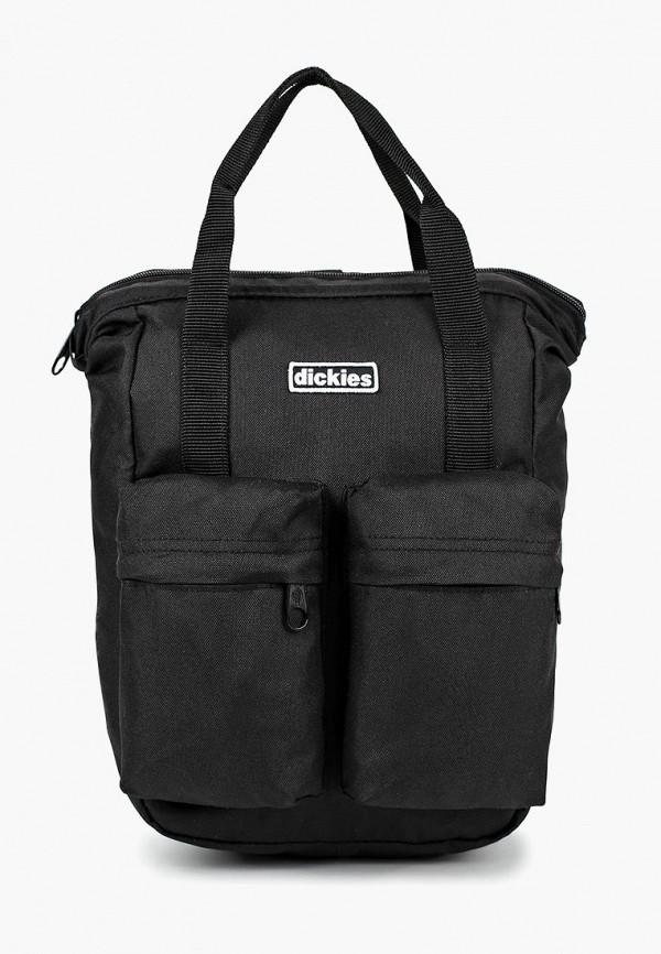 женский рюкзак dickies, черный