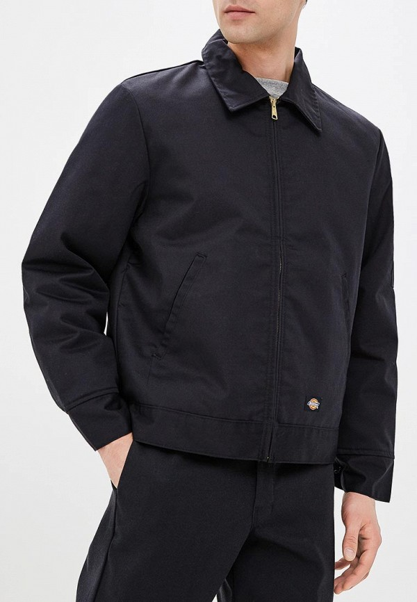 мужская куртка dickies, черная