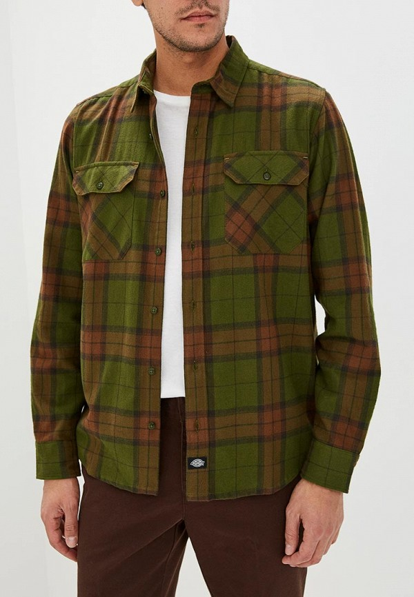 Рубашка Dickies Dickies DI844EMDIBK7 цены онлайн