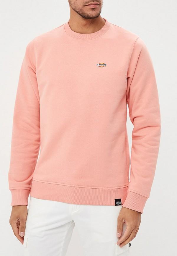 мужской свитшот dickies, розовый