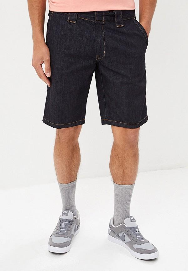 мужские джинсовые шорты dickies, черные