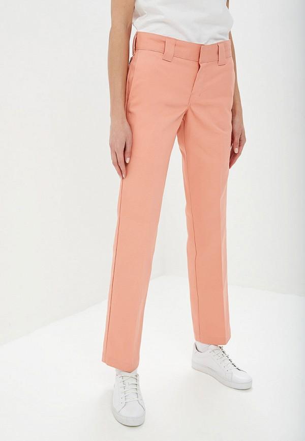 женские спортивные брюки dickies, розовые
