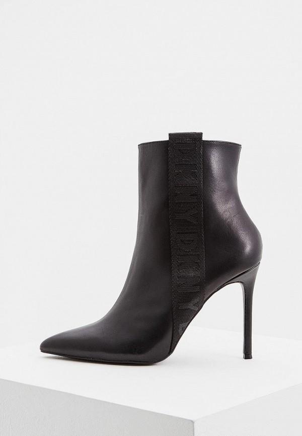 Фото - Ботильоны DKNY DKNY DK001AWCYEZ8 обувь на высокой платформе dkny