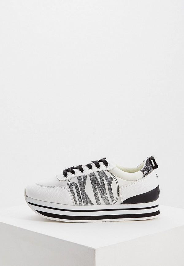 цена Кроссовки DKNY DKNY DK001AWFNUF3 онлайн в 2017 году
