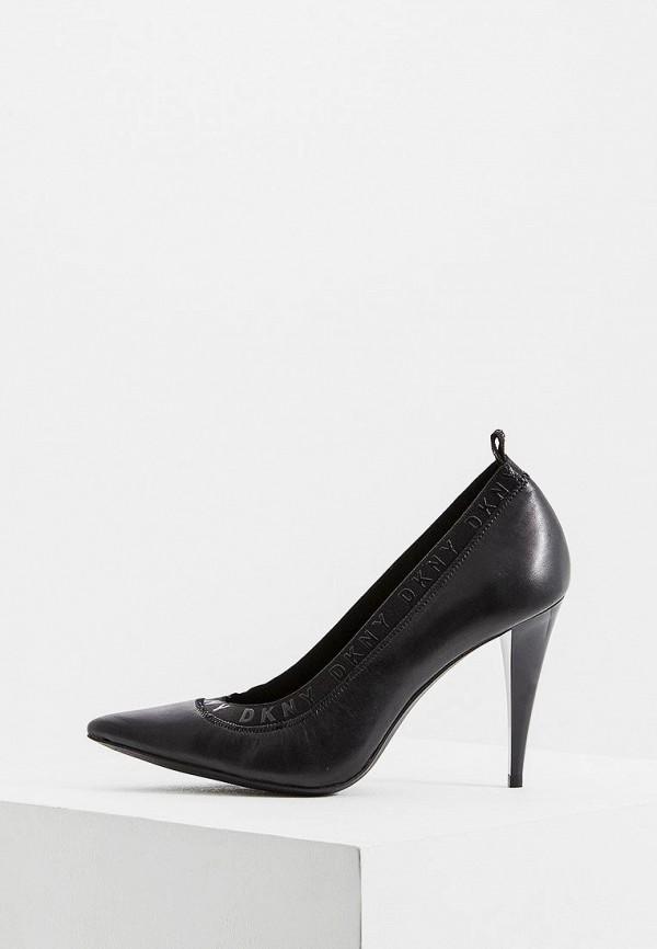 женские туфли dkny, черные