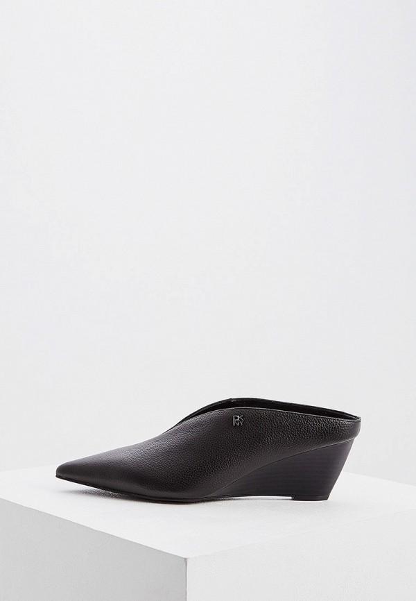 Купить Женские сабо DKNY черного цвета