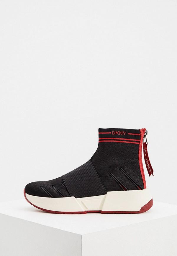 женские кроссовки dkny, черные