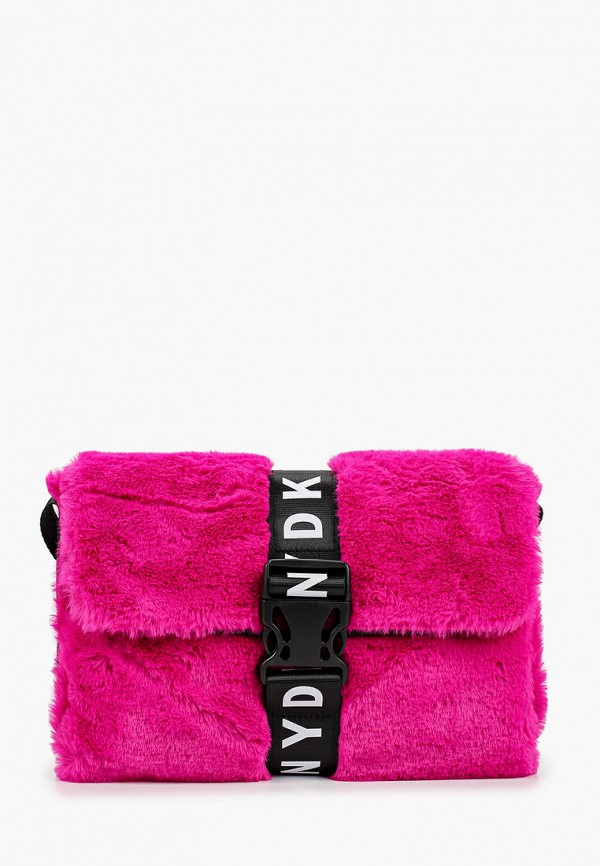 сумка dkny для девочки, розовая