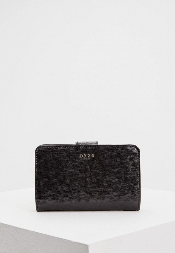 женский кошелёк dkny, черный