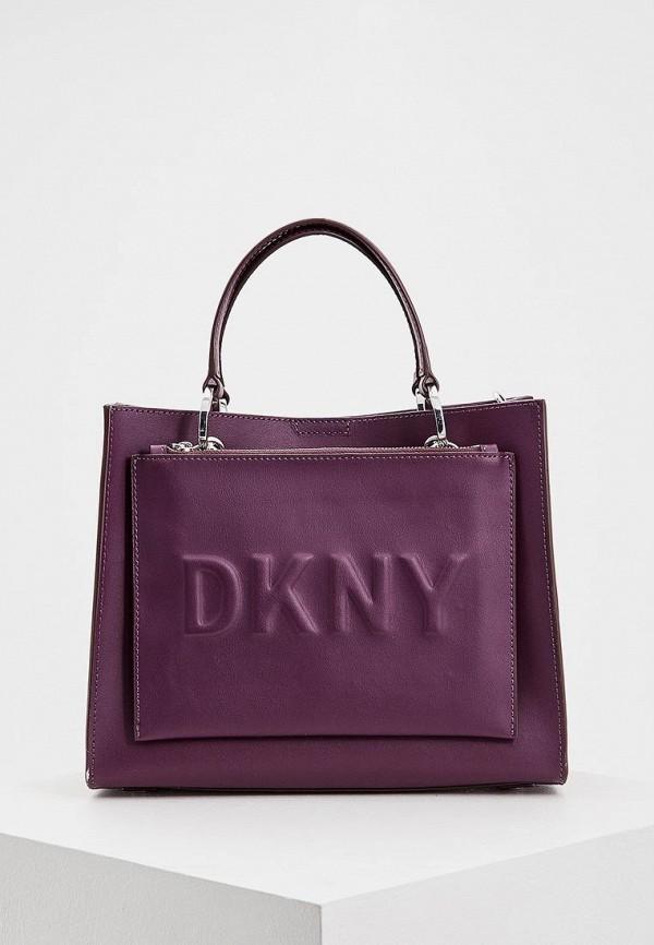 Фото - Сумка DKNY DKNY DK001BWCYEY7 обувь на высокой платформе dkny