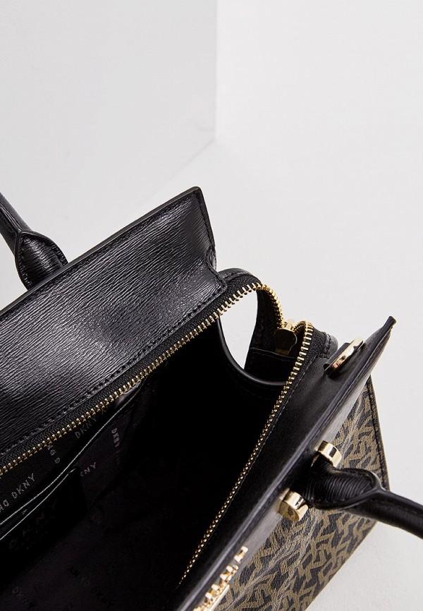 Фото 4 - женскую сумку DKNY разноцветного цвета