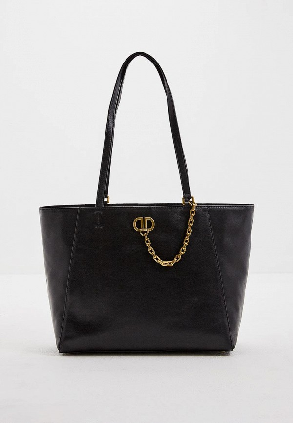 Фото - женскую сумку DKNY черного цвета