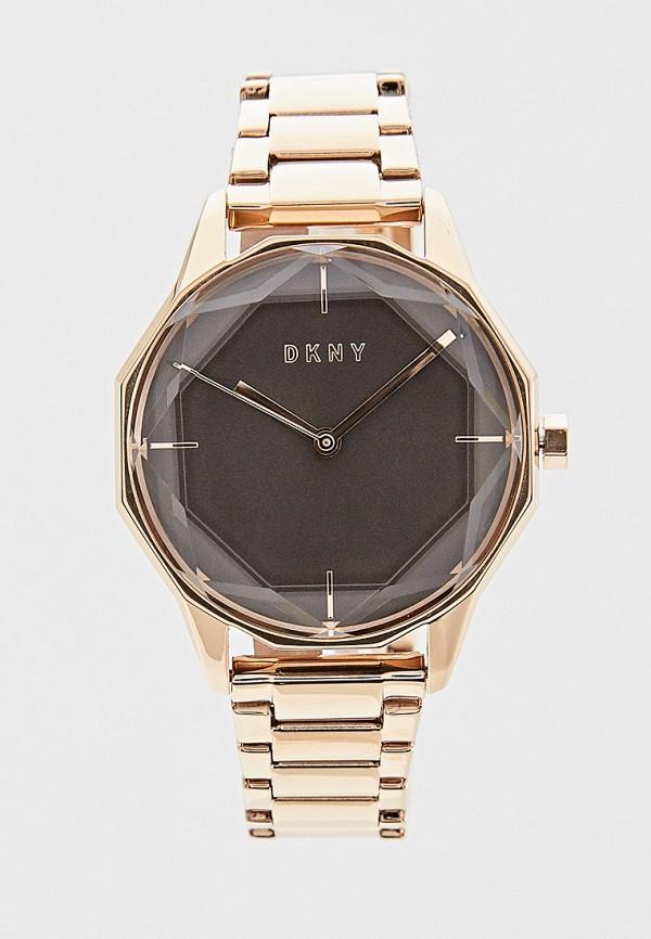 Часы DKNY DKNY DK001DWGEAL2 dkny часы dkny ny2382 коллекция park slope