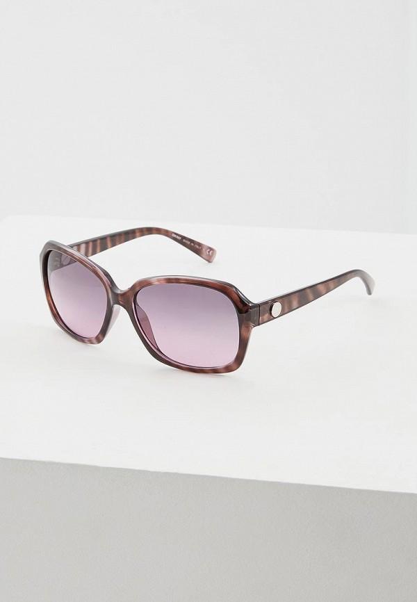 Очки солнцезащитные DKNY DKNY DK001DWPBU27 очки солнцезащитные dkny dkny dk001dwyzz17
