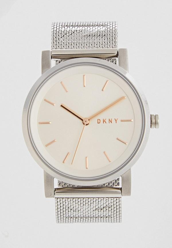 Часы DKNY DKNY DK001DWSLO63 dkny часы dkny ny2613 коллекция minetta