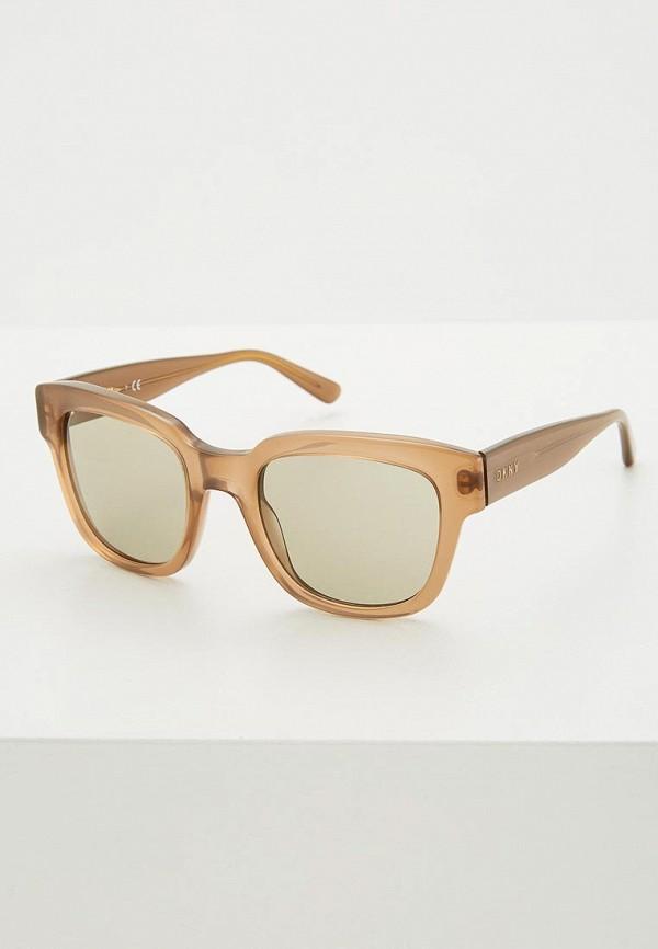 Фото - Очки солнцезащитные DKNY DKNY DK001DWYZY97 очки солнцезащитные dkny dkny dk001dwstq53