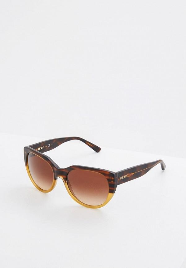Фото - Очки солнцезащитные DKNY DKNY DK001DWYZZ03 очки солнцезащитные dkny dkny dk001dwstq53