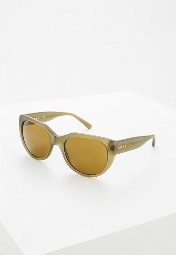 Фото - Очки солнцезащитные DKNY DKNY DK001DWYZZ04 очки солнцезащитные dkny dkny dk001dwstq53
