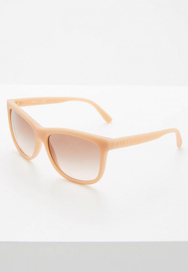 Фото - Очки солнцезащитные DKNY DKNY DK001DWYZZ12 очки солнцезащитные dkny dkny dk001dwstq53