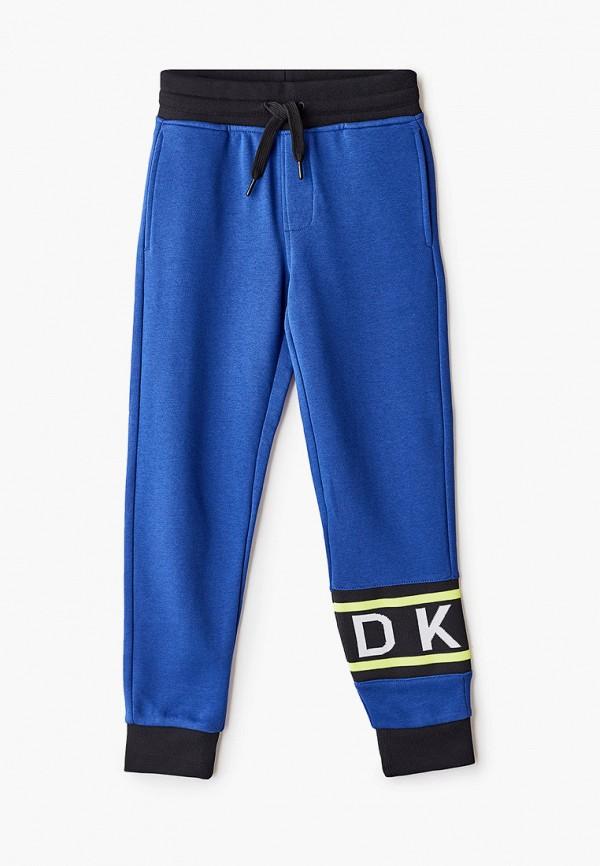 спортивные спортивные брюки dkny для мальчика, синие