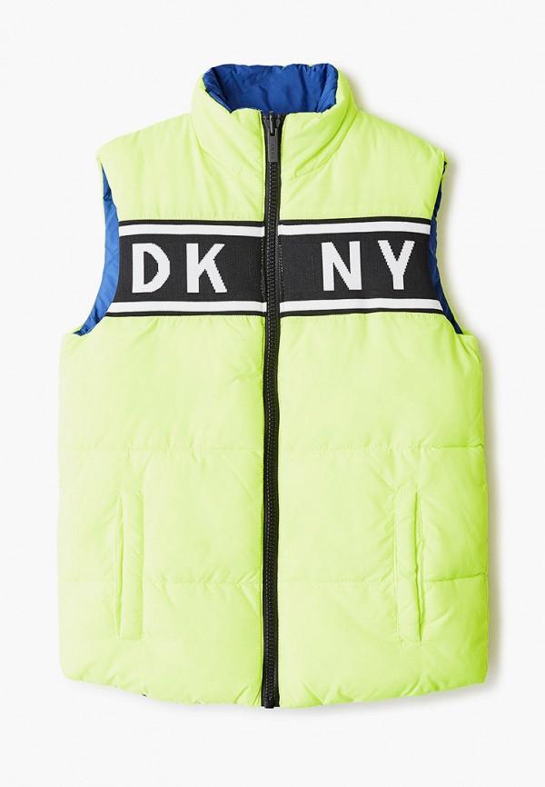 Жилет утепленный DKNY DKNY DK001EBGQTZ4 жилет dkny dkny dk001ewzpb38