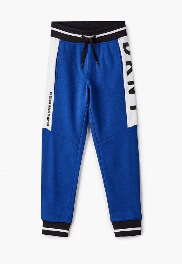 спортивные брюки dkny для мальчика, синие