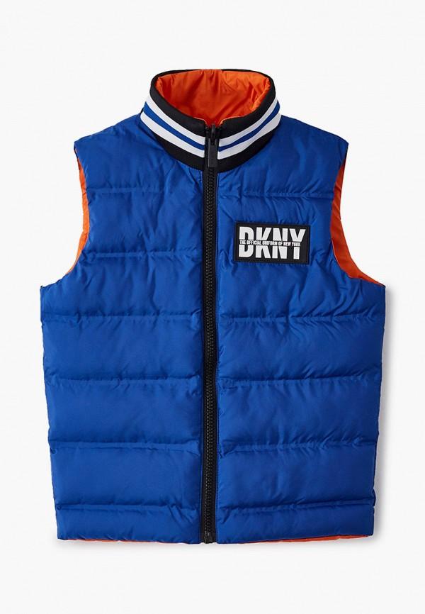 Жилет для мальчика утепленный DKNY D26332