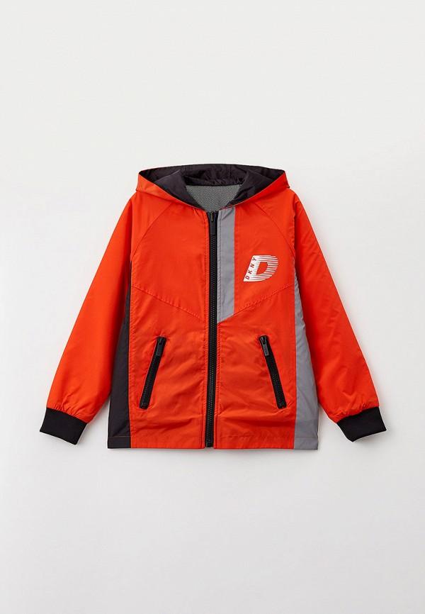куртка dkny для мальчика, разноцветная