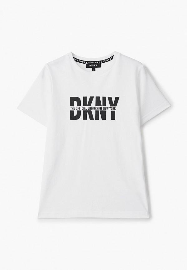 Футболка для мальчика DKNY D25D26