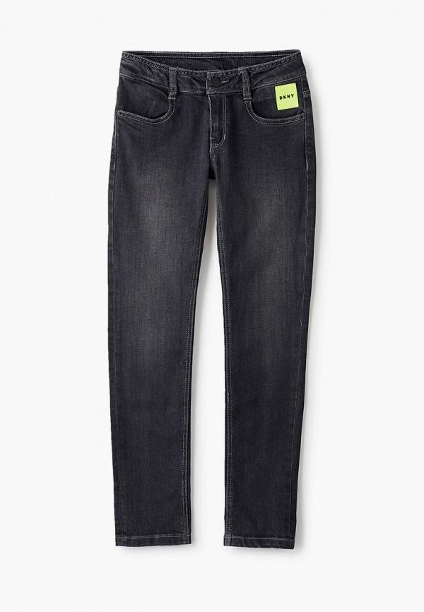 джинсы dkny для девочки, серые