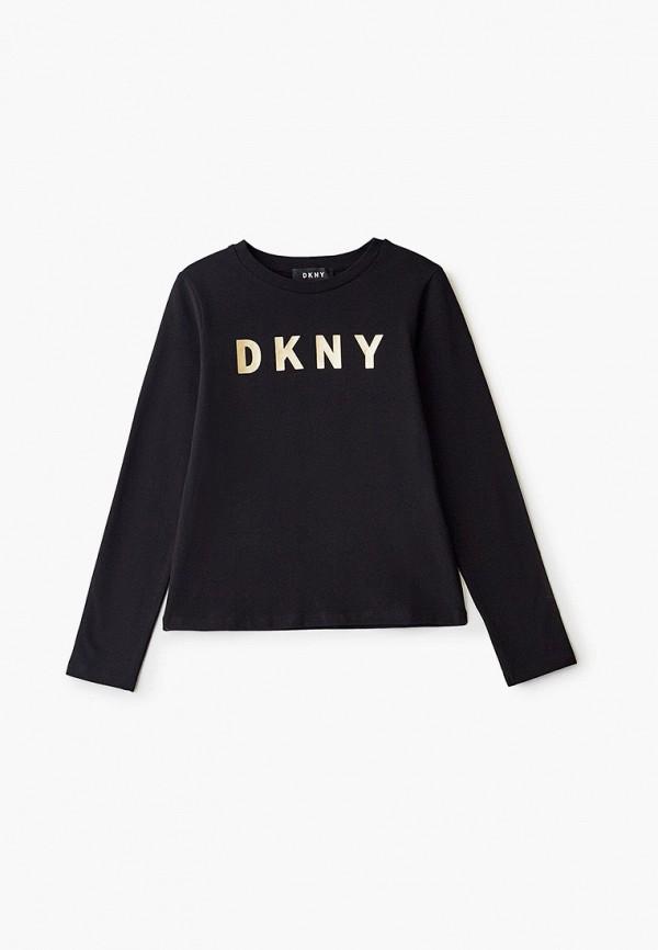 купить Лонгслив DKNY DKNY DK001EGHCQU9 по цене 4290 рублей