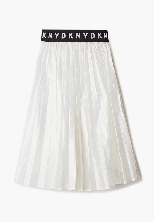 юбка dkny для девочки, белая